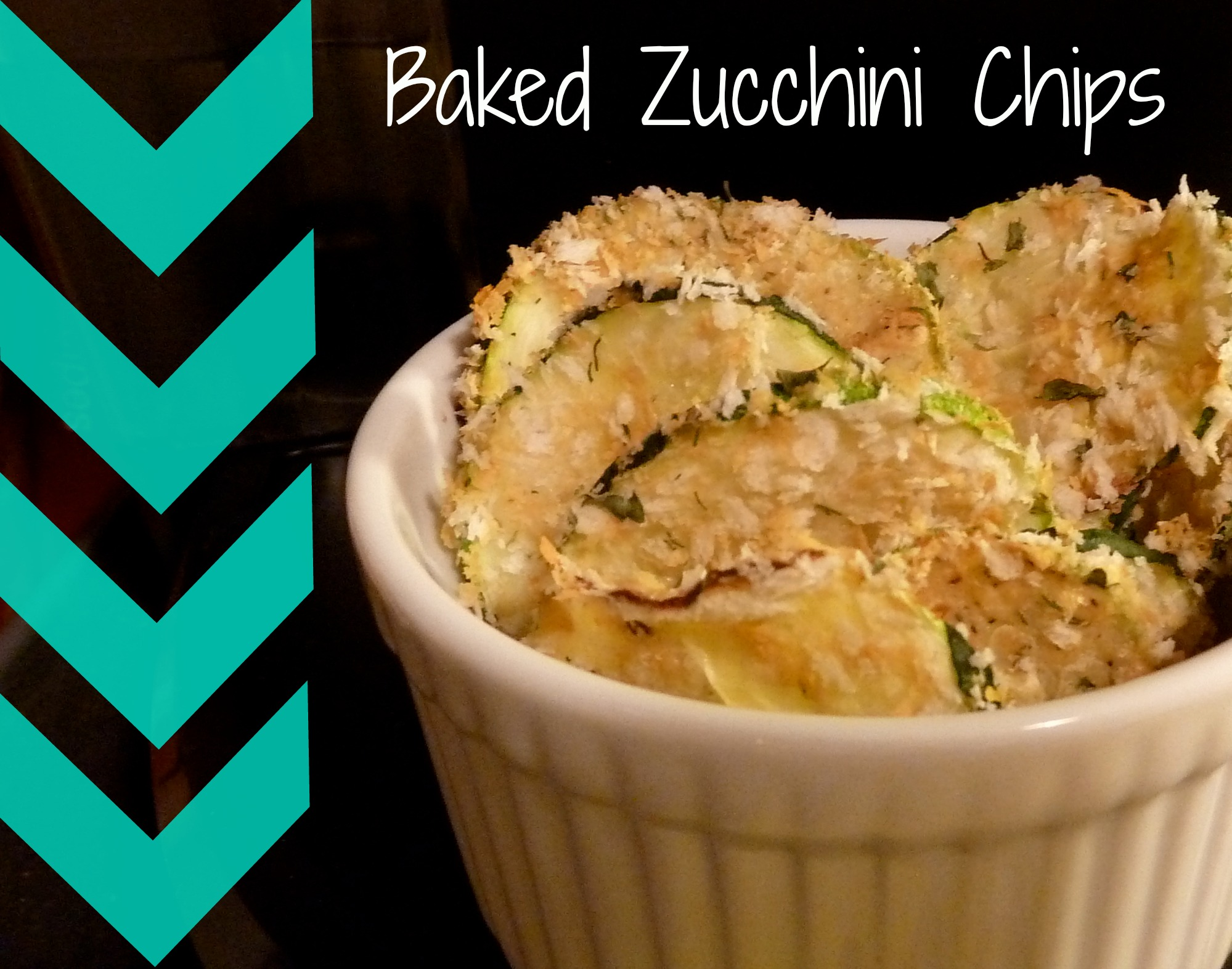 Baked Zucchini Chips - Health My Lifestyle