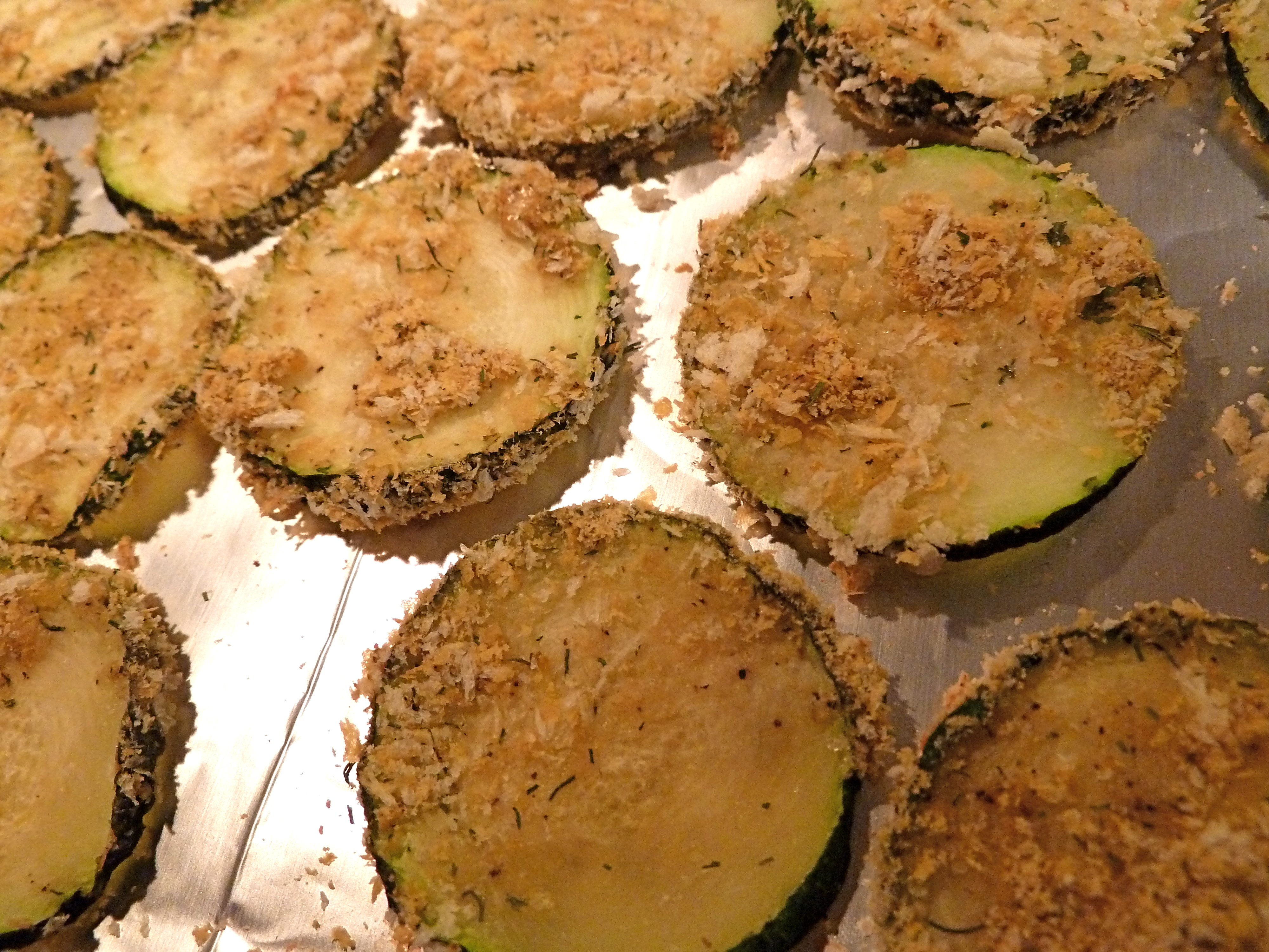Baked Zucchini Chips | Health My Lifestyle