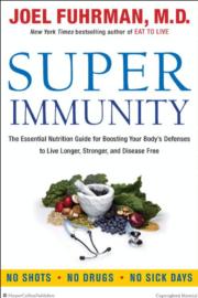book cover for Super Immunity