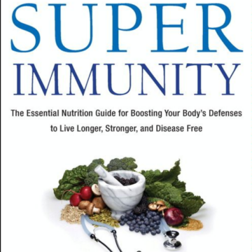 book cover for Super Immunity