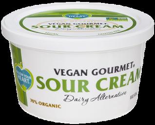 Dairy free sour cream