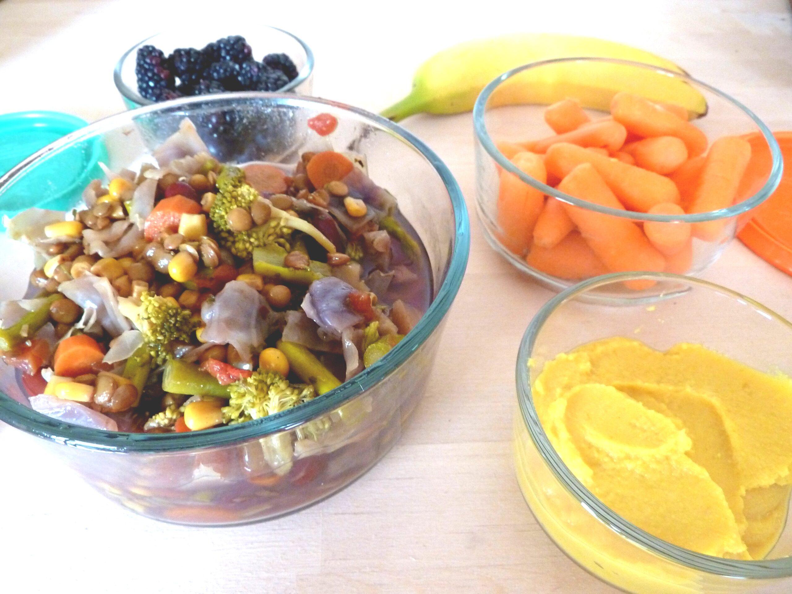 bowl of vegetable stew