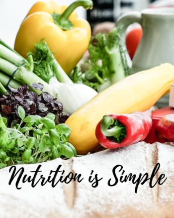 Nutrition is Simple