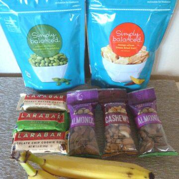snacks for travel
