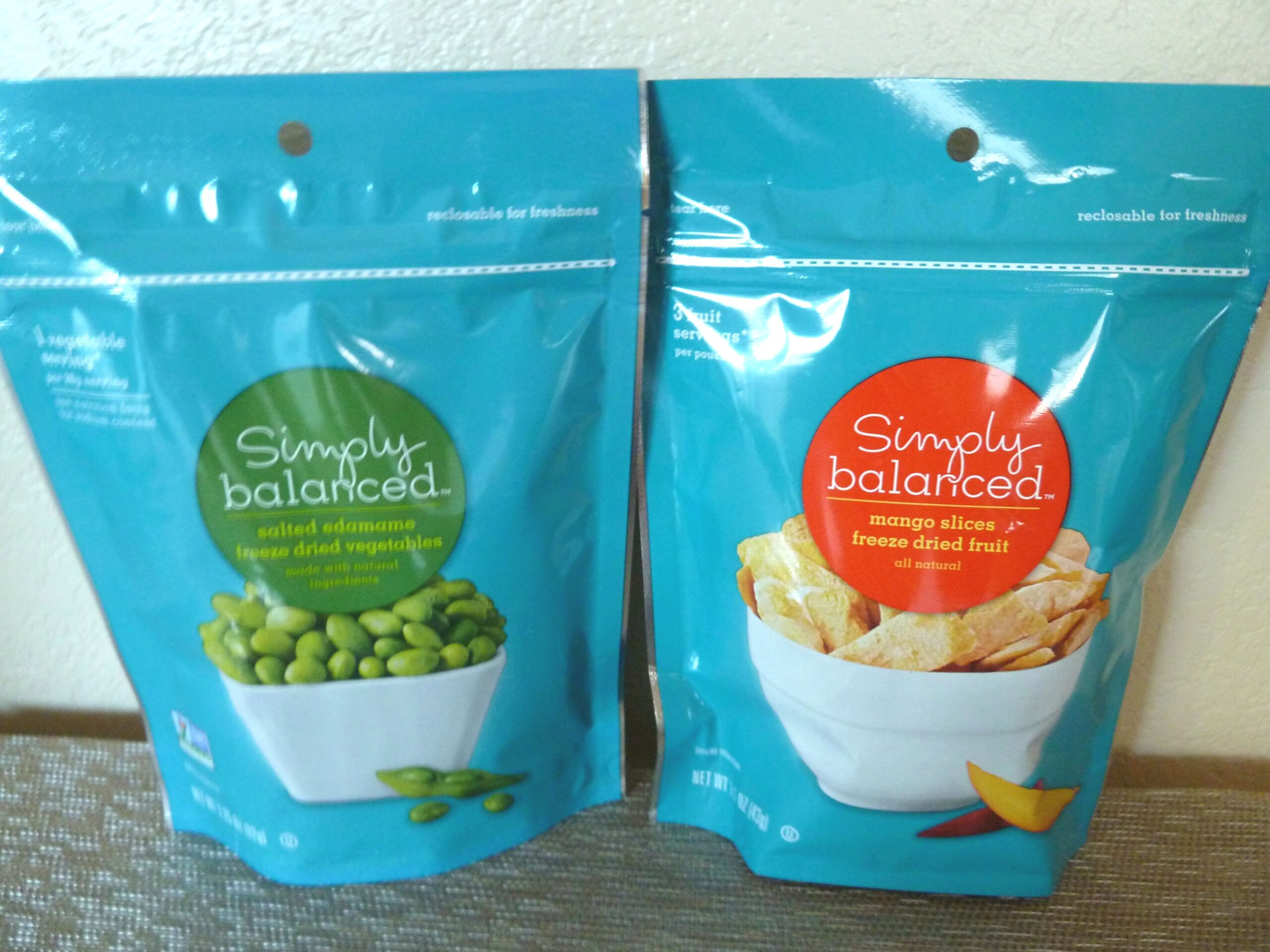 freeze dried snacks