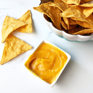 Look no further! TWO vegan cheese sauces - endless options! You'll never need another vegan cheese dip recipe again ;) #vegancheese #vegancheesedip #vegancheesesauce #dairyfree #nondairy #glutenfree #oilfree #nutfree #plantbased #plantbasedcheese #veganrecipe