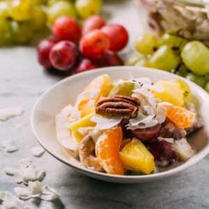 Coconut Ambrosia Fruit Salad