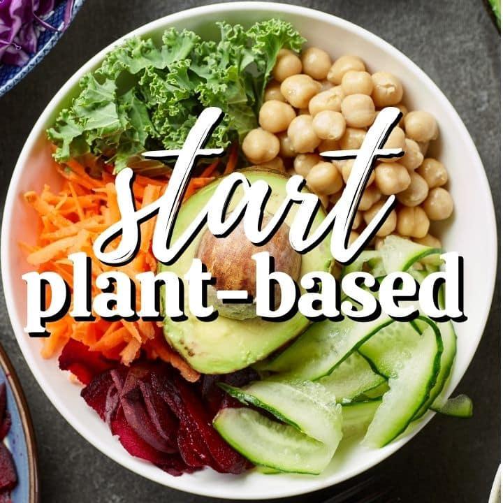 start plant-based